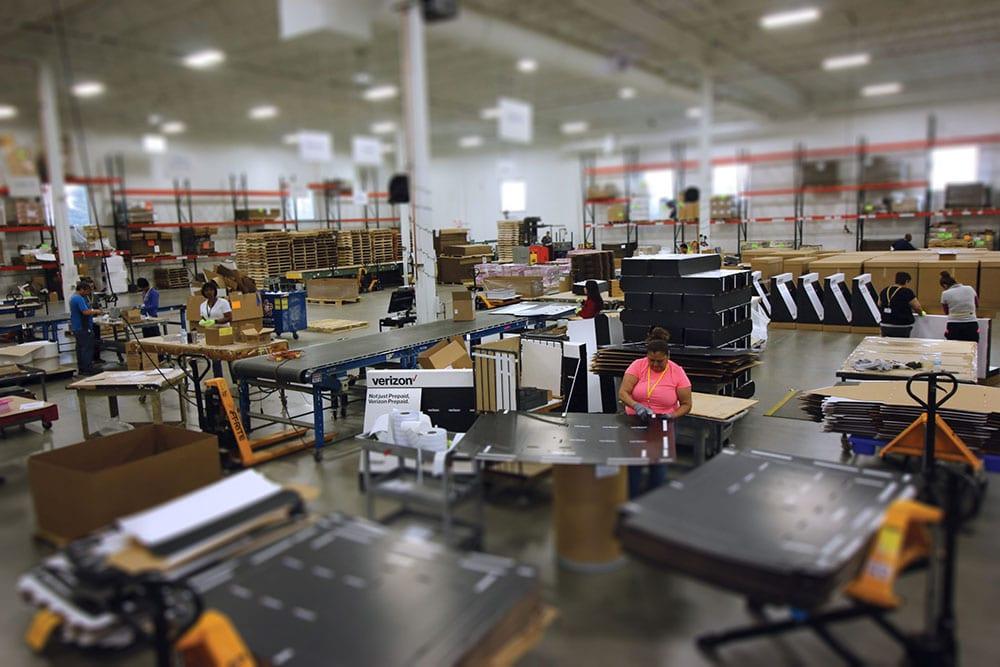 Inventory, Warehousing & Kitting