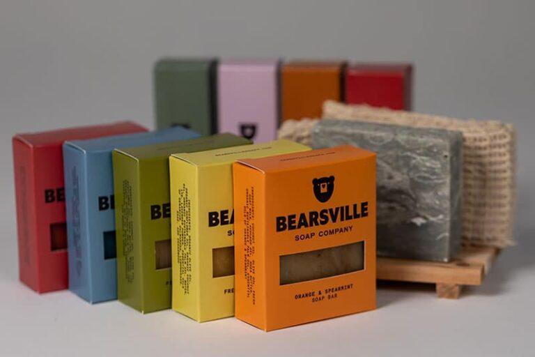 Custom Folding Cartons - Bearsville